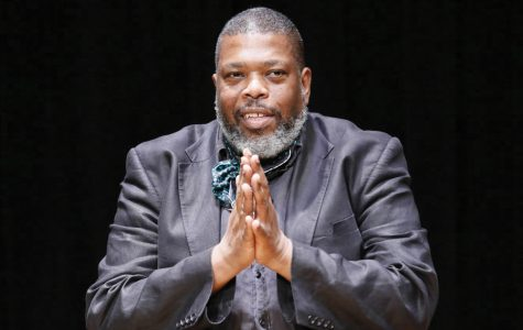 Hilton Als. The cultural critic will speak on campus next week.