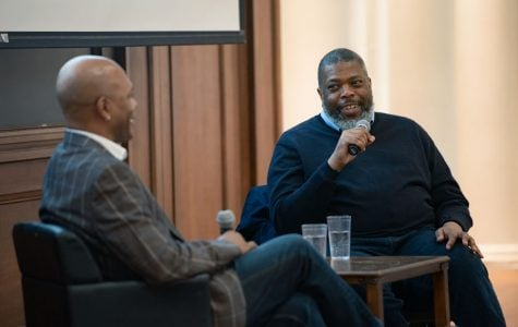 New Yorker critic Hilton Als talks cultural criticism and representation at CTSS event