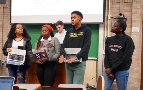 ASG passes resolution demanding University condemn recent racist campus incidents