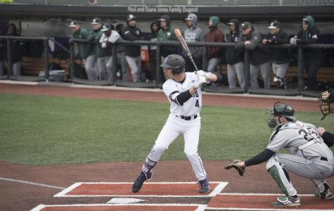 Baseball: Since switching double-play partners, NU has won nine of 10 games