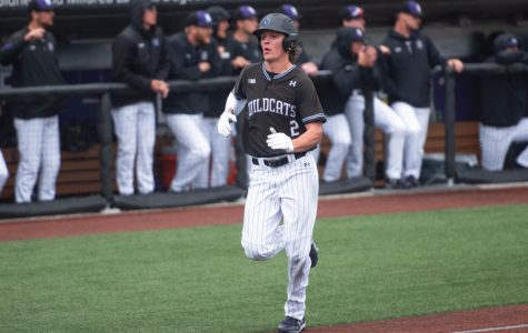 Baseball: Northwestern sweeps San Jose State