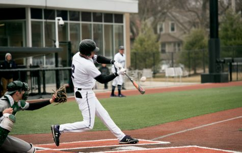 Baseball: Jack Dunn has been carrying Northwestern's lineup