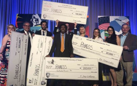 Rhaeos, BrewBike win over $500,000 in pitch competition
