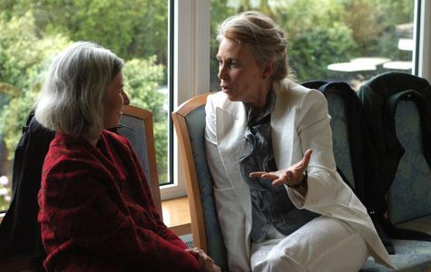 Catharine MacKinnon. MacKinnon discussed her new book about gender inequality and sexual assault, at the Rebecca Crown Center on Thursday afternoon.
