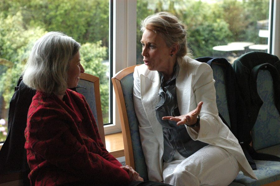 Catharine+MacKinnon.+MacKinnon+discussed+her+new+book+about+gender+inequality+and+sexual+assault%2C+at+the+Rebecca+Crown+Center+on+Thursday+afternoon.
