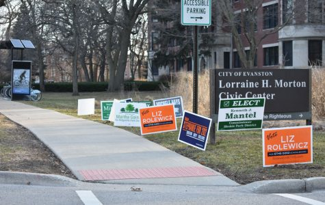 Four Candidates vie for three spots on Evanston Township High School/District 202 school board