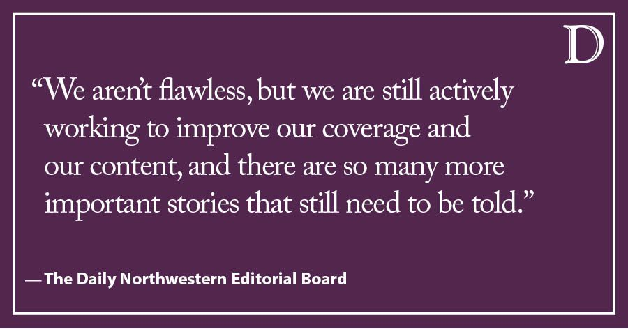 Editorial: Continuing the mission of #SaveStudentNewsrooms