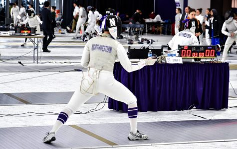 Fencing: Northwestern finishes sixth at NCAA Championships