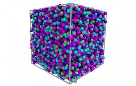 Northwestern professor, graduate student help create new algorithm for glass
