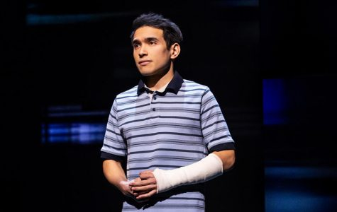 "Northwestern graduate cast as first Asian-American Evan Hansen in ""Dear Evan Hansen"""