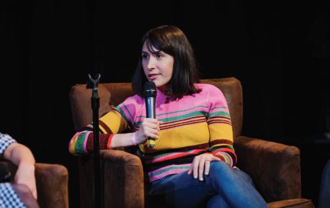 Northwestern alum and comedian Jen Spyra on standing out among the laughs