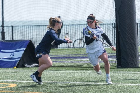 Lacrosse: Northwestern picks up most impressive win of the season with victory over Notre Dame