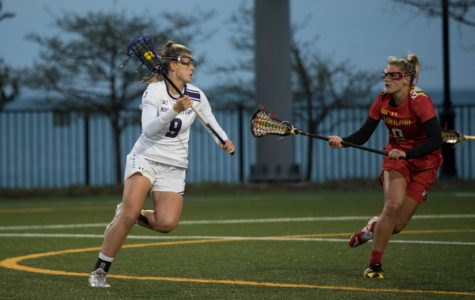 Lacrosse: Northwestern set to clash against Maryland