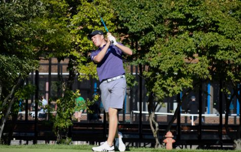 Men's Golf: Northwestern puts up mixed performances in March tournaments