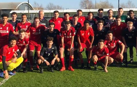 Men's Soccer: Wildcats play Real Madrid, Liverpool youth teams on spring break