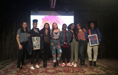 Student activists across North Shore come together for activist art showcase