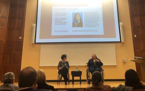 Civil rights trailblazer Diane Nash recounts experience as organizer, emphasizes importance of activism