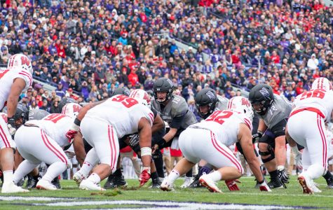 Football: Kurt Anderson pleased with spring progress for NU's offensive line