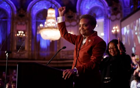 Lori Lightfoot. The former prosecutor received 73 percent of the vote.