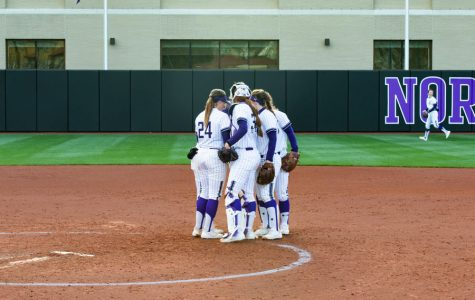 Softball: Northwestern looks to stay grounded against Purdue