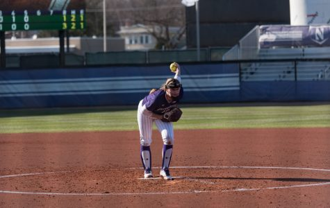 Softball: Northwestern scratches out victory over Loyola