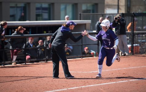 Softball: Drohans seek 600th career win as Northwestern welcomes Notre Dame