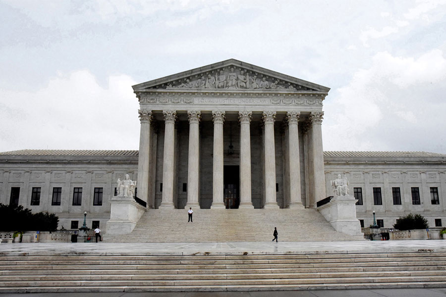 The Supreme Court will hear cases in its next term to determine if a federal employment discrimination law banning discrimination based on sex also applies to sexual orientation and gender identity.