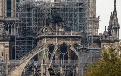 Thuillier: Notre Dame has stood for 800 years. And it will stand for hundreds more