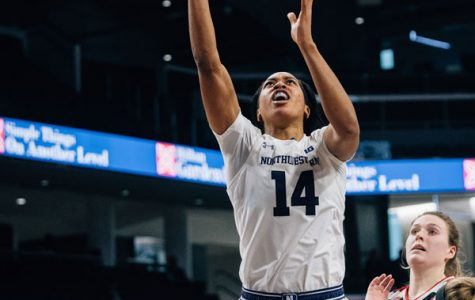 Women's Basketball: Northwestern advances to its first postseason title game in program history