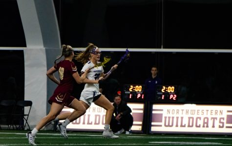 Lacrosse: Northwestern explodes in the second half for a top-20 win