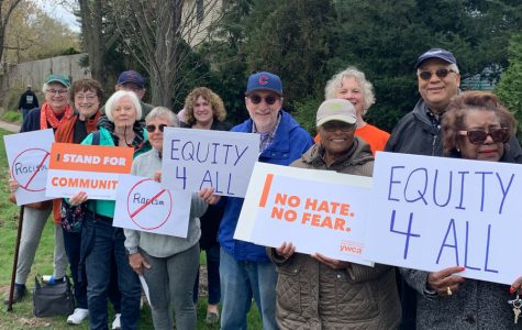 Residents participate in Stand Against Racism
