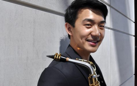 NU saxophonist named a winner of the 2019 Yamaha Young Performing Artists Competition