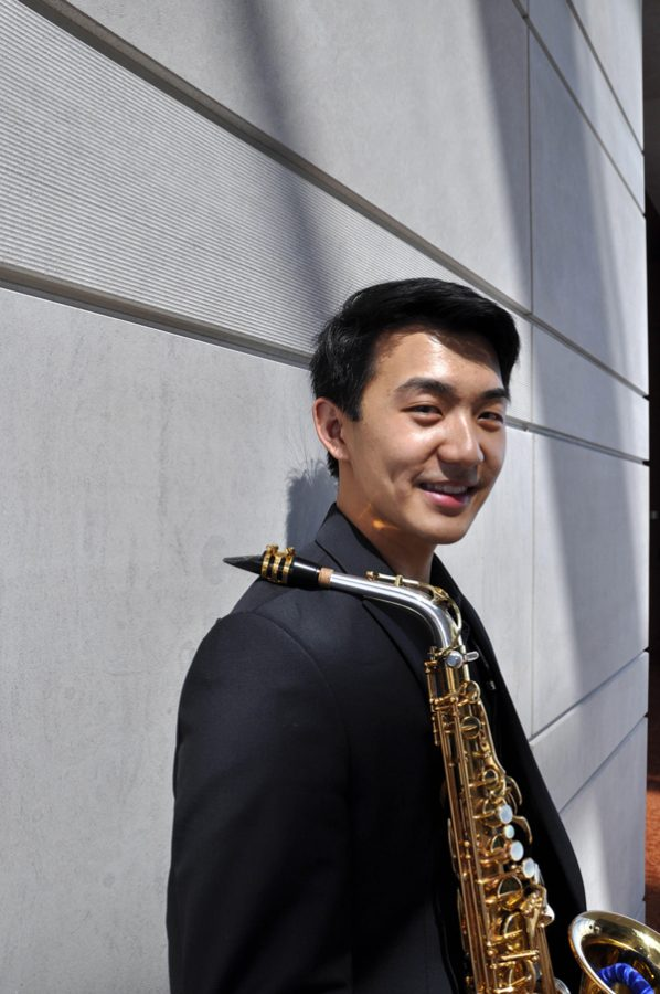 Eric Zheng is one of 11 musicians to win the 2019 Yamaha Young Performing Artists Competition. To prepare for the competition, he spent over 20 hours a week perfecting saxophone sonatas.