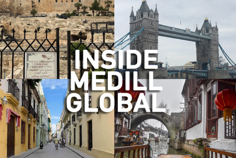 Inside Medill Global: Medill students discuss spring break trips abroad