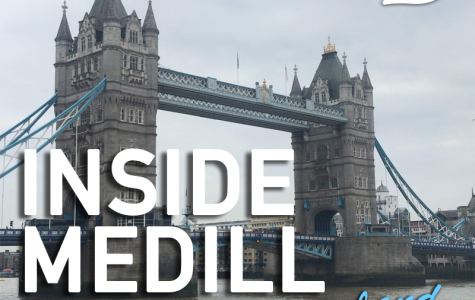 Medill sophomore talks school-hosted trip to London
