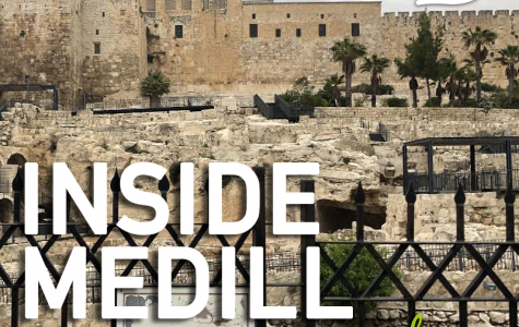 Medill sophomore talks school-hosted trip to Israel