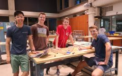 New aerospace club soars over the competition