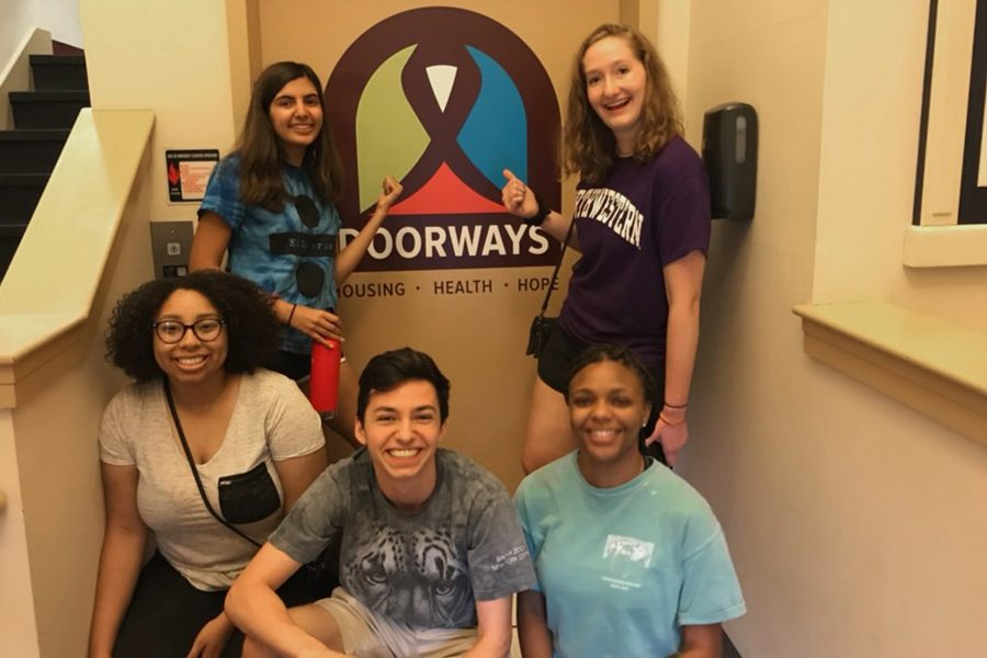 On a past ASB-POP trip in fall 2018, some incoming first-year and transfer students visited DOORWAYS, an organization that provides housing and other services to those affected by HIV/AIDS. However, ASB will no longer offer a pre-orientation program after 2019.