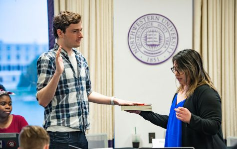 Associated Student Government confirms junior Henry Molnar as chief of staff