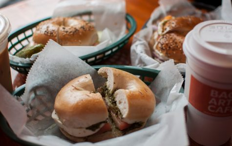 Bagel Art Cafe is a New York escape in Illinois
