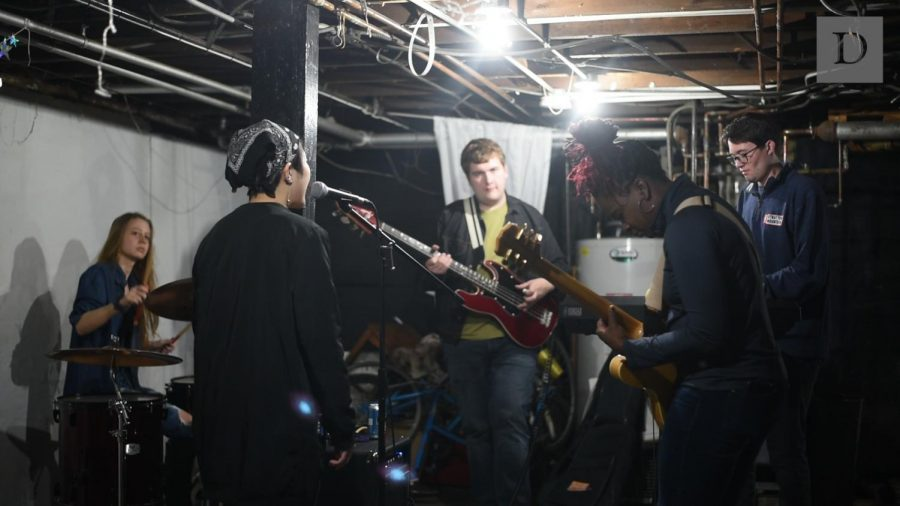 Northwestern student Debbie-Marie Brown to bring poetic lyrics, full band to Battle of the Bands