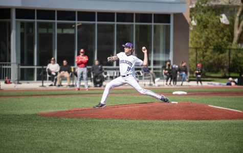 Baseball: Two pitchers have career best games in series win over Nebraska