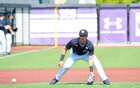 Baseball: Northwestern rests starters in loss to Notre Dame