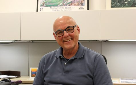 Dan Bulfin is retiring from NU Recreation after 41 years working for the University. He greatly expanded the program during his time as the director of recreation.
