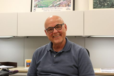 Director of Recreation Dan Bulfin retires after 41 years at NU