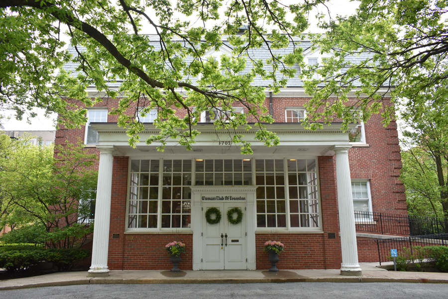 The Woman's Club of Evanston gave $175,000 in grants to non-profit organizations focused on mental wellness in the area. Recipients included The Harbour, Naomi Ruth Cohen Institute for Mental Health Education and The Warming House Youth Center.
