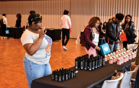 First Northwestern Black Hair Expo showcases vendors, product samples