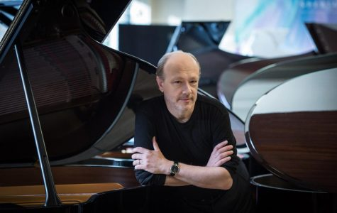 World-famous pianist Marc-André Hamelin performing sold-out concert