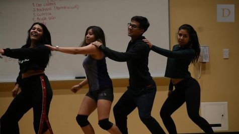 Dale Duro aims to give Latin dance a moment in the spotlight