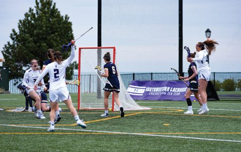 Lacrosse: NU advances to Elite Eight with decisive win over Notre Dame